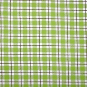 Cozy Woven Cotton Flannel Fabric - Leaf