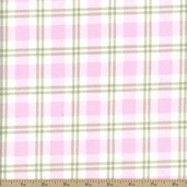 Cozy Woven Flannel Cotton Fabric - Pink FPC-9658-10