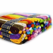 Cotton Craft Thread Super Giant Pack - 150 Piece