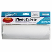 Crafter's Images PhotoFabric 100% Cotton 8.5in x 120in. Roll