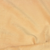 Cuddle 3 Minky Polyester Fabric  - Camel