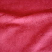 Cuddle 3 Minky Polyester Fabric - Crimson