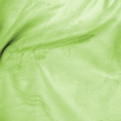 Cuddle 3 Minky Polyester Fabric - Lime Green