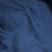 Cuddle 3 Minky Polyester Fabric - Navy