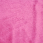 Cuddle 3 Minky Polyester Fabric - Raspberry
