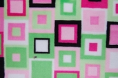 Cuddle Minky Fabric - Block Party