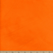 Cuddle 3 Minky Polyester Fabric - Orange