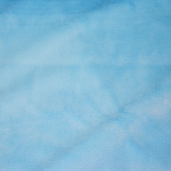 Cuddle 3 Minky Polyester Fabric - Turquoise