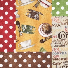 Daily Grind by Quilting Treasures