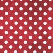 Daily Grind Cotton Fabric - Red
