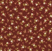 Daydream Cotton fabric - Brown - Clearance