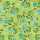 Deco Park Cotton Fabric - Spring
