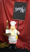 Decorative Chef - Chalkboard