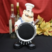 Decorative Chef - Chalkboard Pan