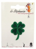 Decorative Patches - 4 Leaf Clover