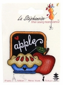 Decorative Patches - Apple Pie