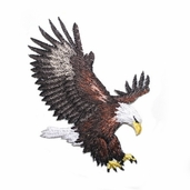 Decorative Patches - Bald Eagle