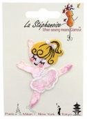 Decorative Patches - Ballerina