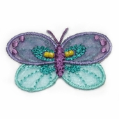 Decorative Patches - Butterfly