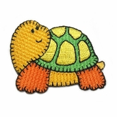 Decorative Patches - Turtle