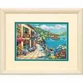 Dimensions Cross Stitch Kit: Overlook Cafe