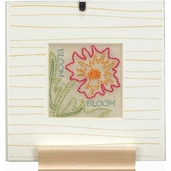 Dimensions Handmade Embroidery Kit: Aster