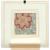 Dimensions Handmade Embroidery Kit: Bright Floral