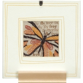 Dimensions Handmade Embroidery Kit: Fly Free - CLEARANCE
