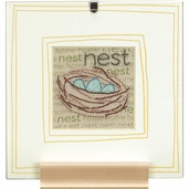 Dimensions Handmade Embroidery Kit: Nest