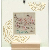 Dimensions Handmade Embroidery Kit - Peace