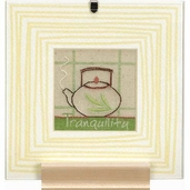 Dimensions Handmade Embroidery Kit: Teapot - CLEARANCE