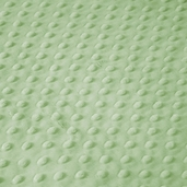 Dimple Minky Polyester Fabric - Sage
