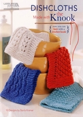 Dishcloths Made with the Knook - 10 Designs by Starla Kramer