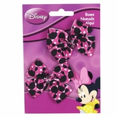 Disney Mini Mouse Bows  Pink