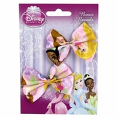 Disney Princess Bows  Pink