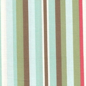 Domestic Diva Cotton Fabric - Green