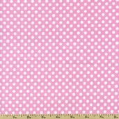 Dotties Sweet Shop Candy Dots Cotton Fabric - Pink DSSH-606P
