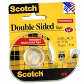 Double Sided Tape Permanent - 3/4 in x 300 in