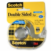 Double Sided Tape Removable - 3/4 in x 400 in