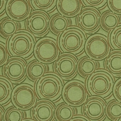 Dragonfly Summer Cotton Fabric- Light Green