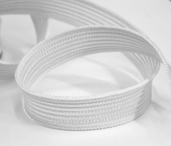 Dritz 7/8 inch Lightweight Non-Roll Elastic Bundle - White