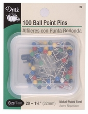 Ball Point Pins
