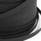 Dritz Knit Elastic Bundle 1/4 inch X 65 yd - Black