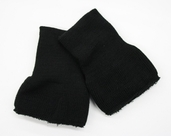 Dritz Knitted Cuffs - Black