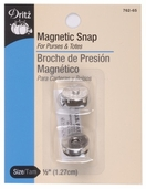 Dritz Magnetic Snap - Silver
