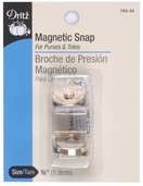 Dritz Magnetic Snaps - Gold