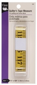 Dritz Quilter's Tape Measure - Yellow