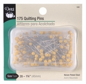 Dritz Quilting Pins 175ct Size 28