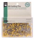 Dritz Quilting Pins Bonus Pack 500ct Size 28