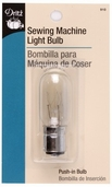 Dritz Sewing Machine Push - In Light Bulb